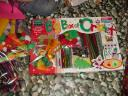 Christmas big craft box