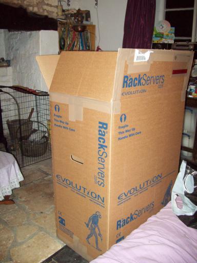 A server box