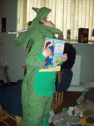 Book Dinosaur Hear Me Roar!