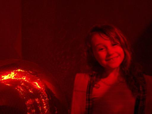 Jean in Inside Out - Open West Gloucester