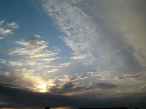 Scudding Sky