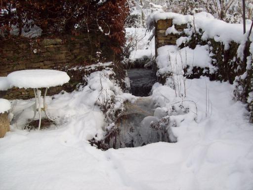 Ice pit of doom