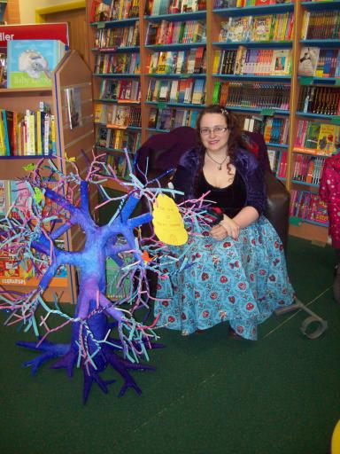 Me and The Story Tree