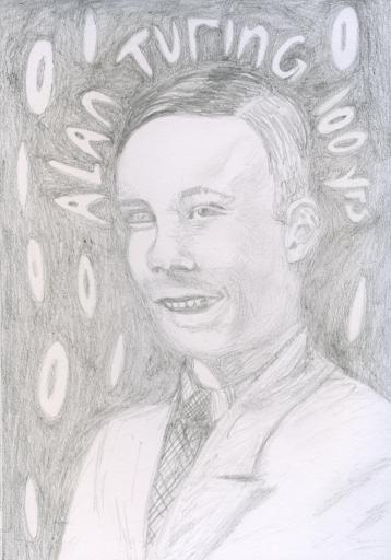Alan Turing 100 yrs