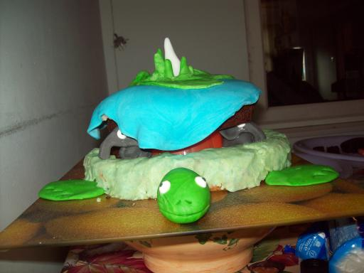 Great A'Tuin Cake