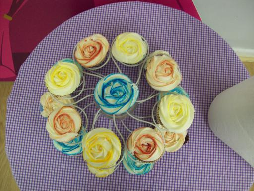 English Rose Cakes