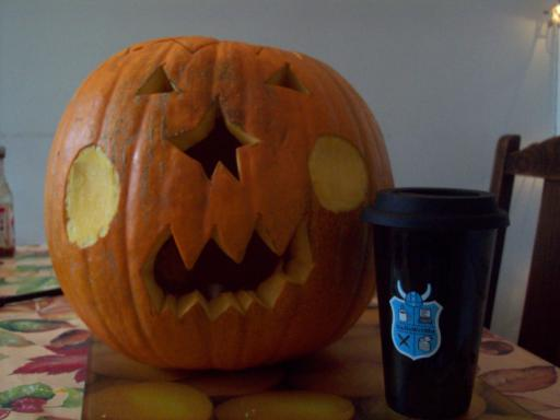 Pumpkin count down to NaNoWriMo