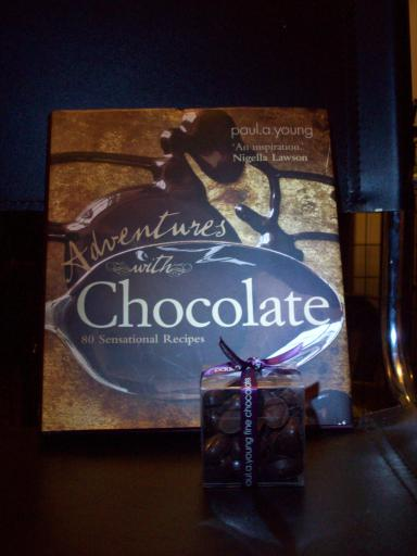 Chocolate and chocolate book by Paul A. Young