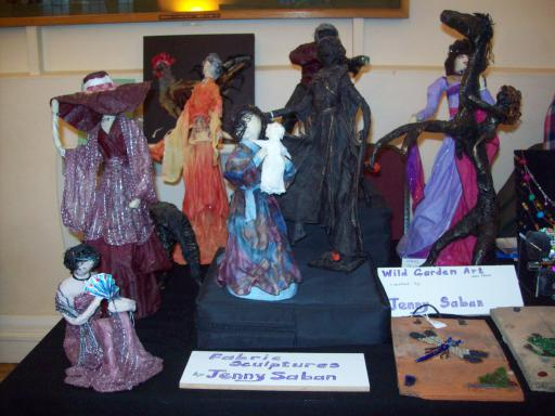 Cloth Figurines