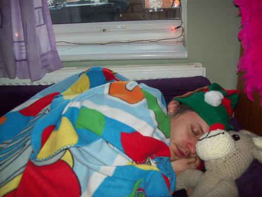 Sleepy Alaric