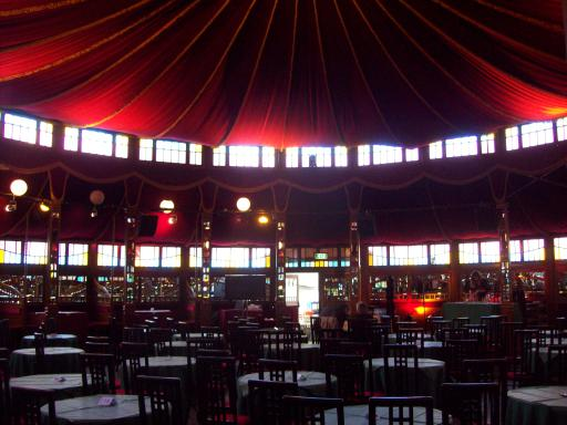 The Speil Tent