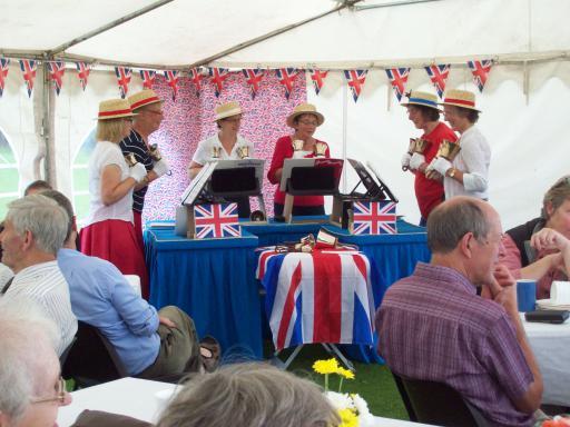 Cranham Feast Jubilee Bell Ringing