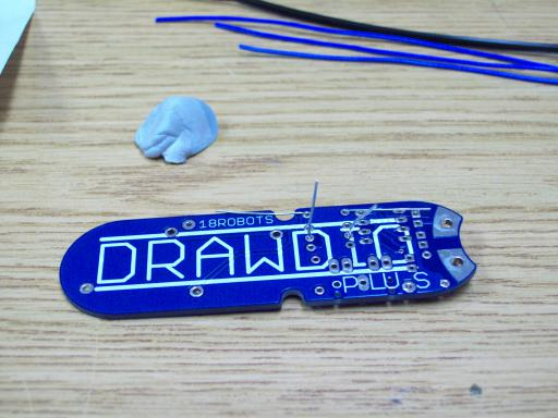 Drawdio soldering kit