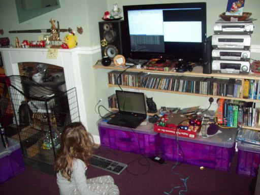 Jean Age 7 programming in Scheme