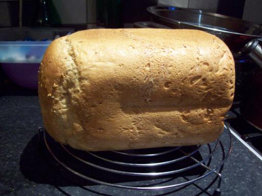 Bread from the bread maker