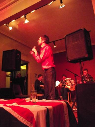 Singing Elvis
