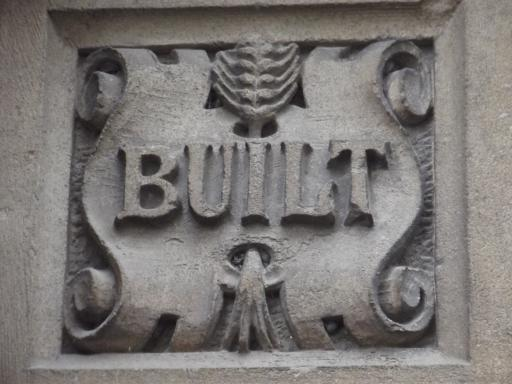 Built in Stone