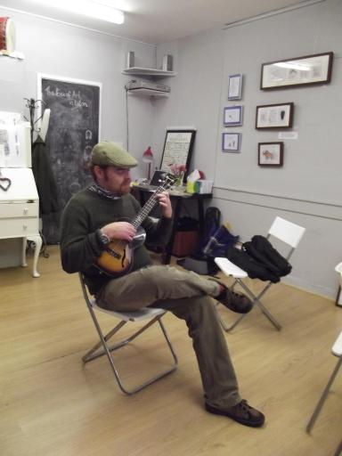 Uke at Centre Arts