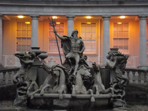 Neptunes Fountain Cheltenham