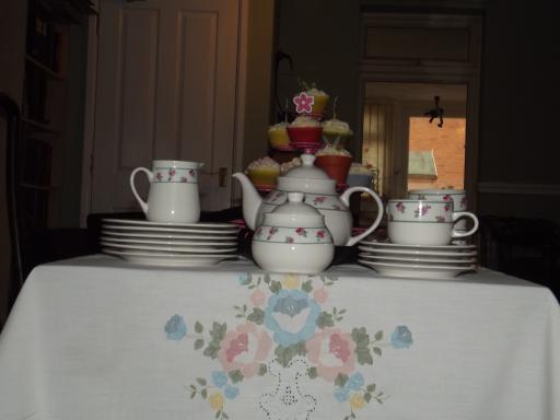 Creativi Tea essentials
