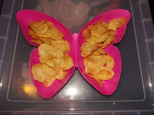 crisp butterfly