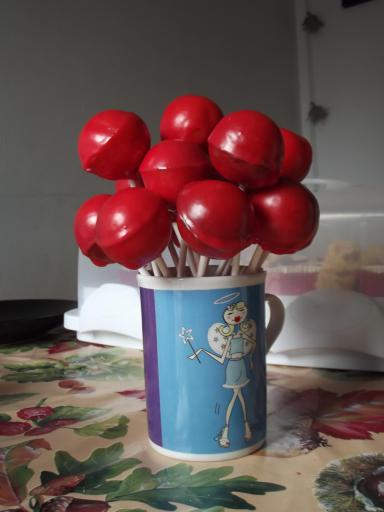 Cake Pop red noses