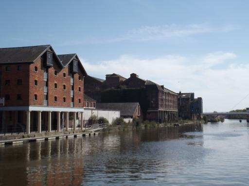 Gloucester waterways