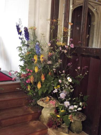 Flower Festival St James the Great