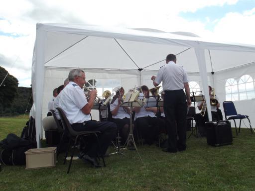 silver band cranham