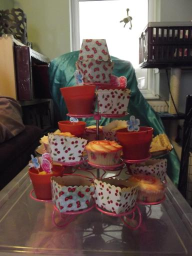Cakes! Creativi Tea