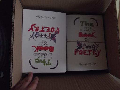 Books! The Little Book of Spoogy Poetry
