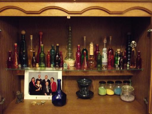 Ulrikes Potions Glass Ware