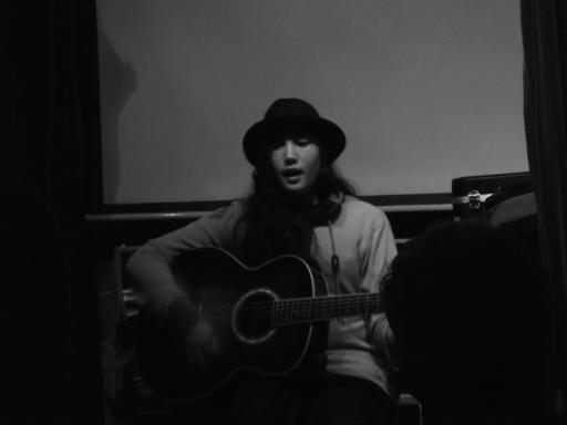 Guitarist Rianna Art House Bristol