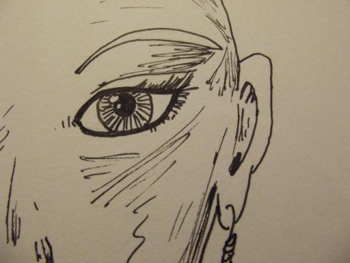 Punku's eye