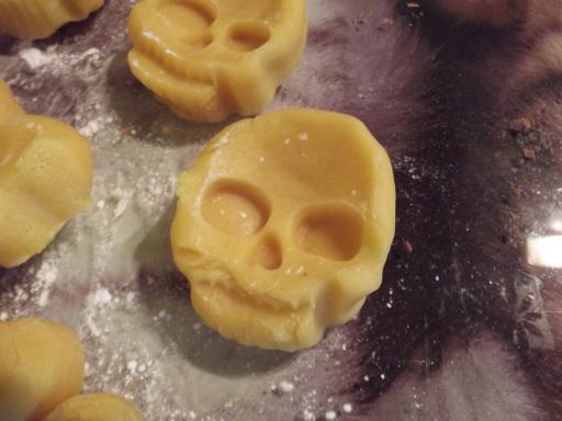 maripan skull
