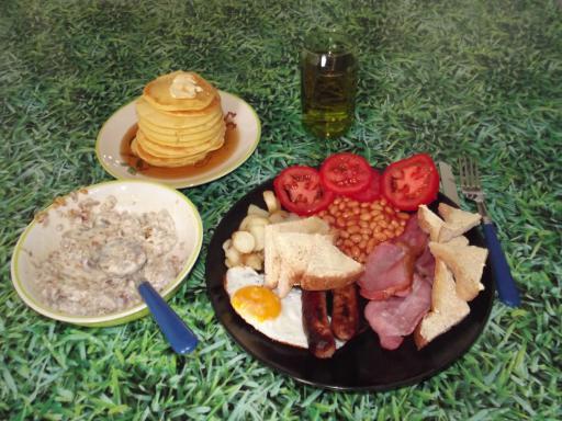 Jean's American Breakfast