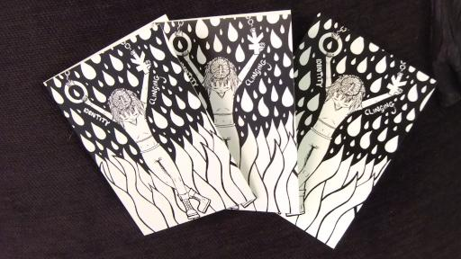 Identity Clinging Poetry Cards