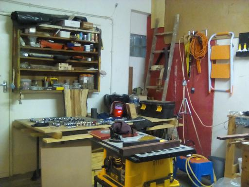 One of the Maker Station studios
