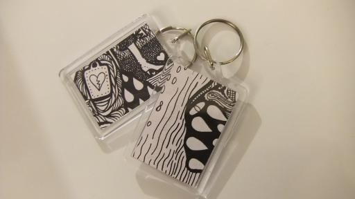 key rings A Stranger Dream