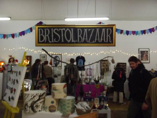 Bristol Bizar Pop Up Shop