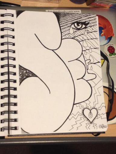 Self inked