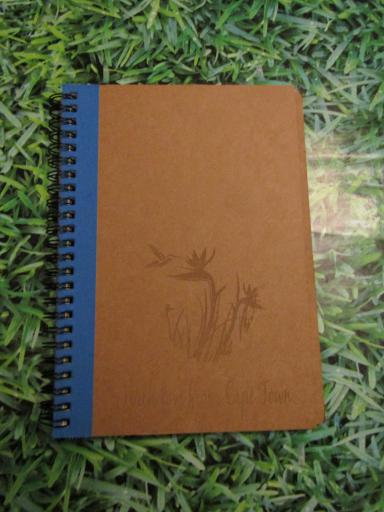 Botanical Notebook from South Africa