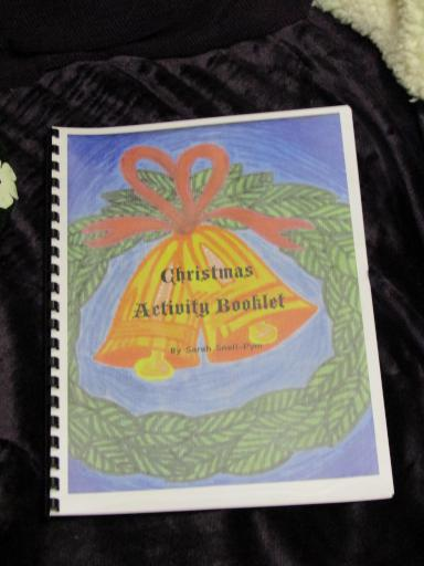 Christmas Activity Booklet by Sarah Snell-Pym