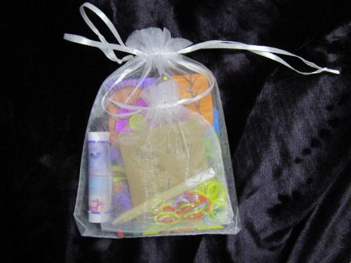 Poetry writing kit with hand made book-wallet for poetry notelets