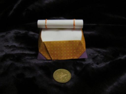 Poetry Scroll Box with scroll lid