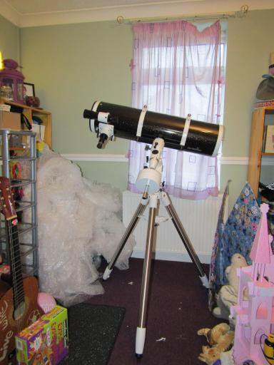 Celestia the Telescope