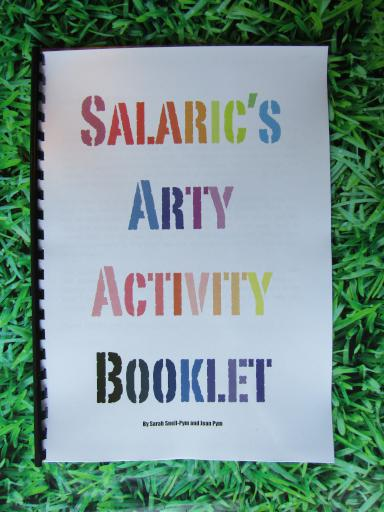Art Activity Booklet