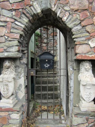 Stone arch door bristol