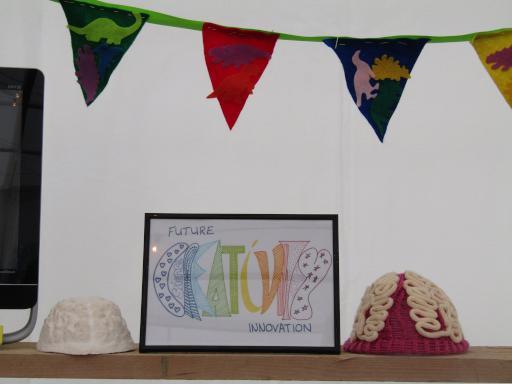 Creative Brain Set up Cheltenham Science Festival