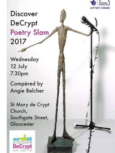 DeCrypt Poetry Slam